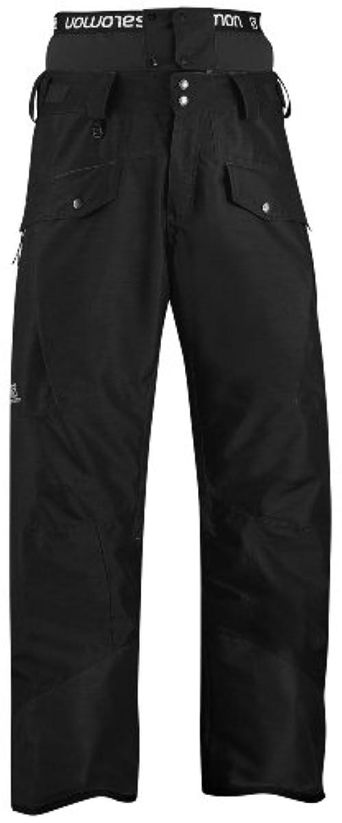 [해외] SALOMON살로몬 스키 웨어 CADABRA 2L 팬츠 M L35267400 BLACK