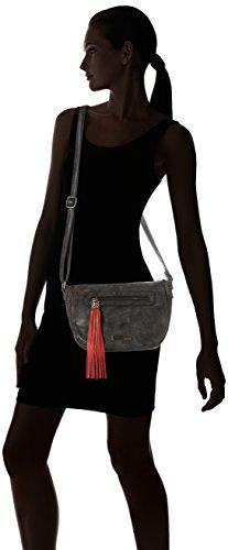Tropeziennes Black bandouliere Noir Les Tyr04 femme Sac PWYqHF