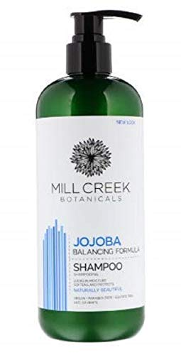 (Mill Creek Botanicals Jojoba Shampoo, 16 Fluid Ounce)