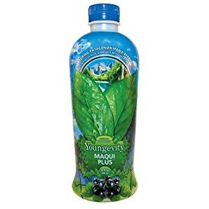 Super Fruits Vitamins Minerals & Antioxidants MAQUI PLUS - 32 FL OZ - 6 Pack by Youngevity