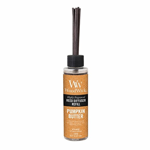 Pumpkin Butter WoodWick 4 oz Refill for Reed or Spill Proof Diffusers