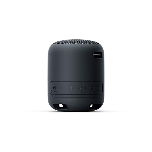 Sony SRS-XB12 Enceinte Portable Bluetooth Extra Bass Waterproof - Noir 4