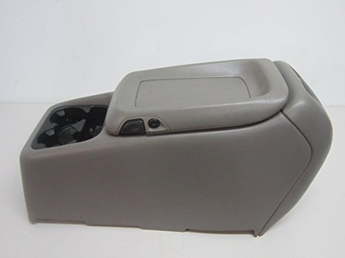 03 gmc center console - 8