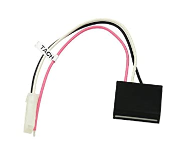 31tqzU40GuL._SX355_ amazon com compu fire tach adapter 51105 automotive compu fire ignition wiring diagram at soozxer.org