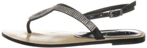 Basses L18254w Femme l18254w Chaussures Noir Unze x0wz7qx