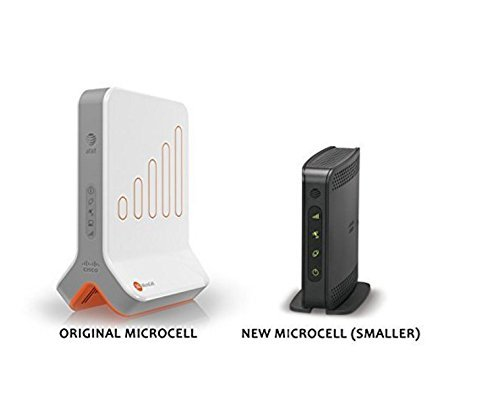 AT&T Microcell Wireless Cell Signal Booster Tower Antenna - Network Extenders For Cell Phones