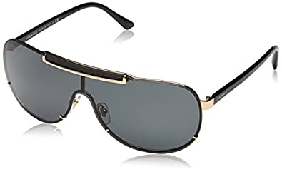 versace mens sunglasses ve2140 metal