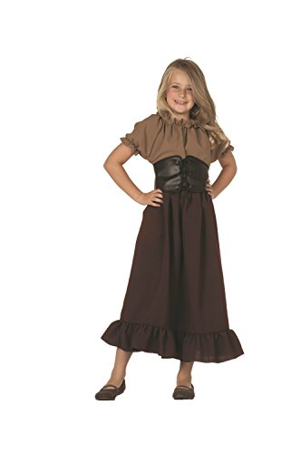 Peasant Costumes (Child Renaissance Peasant Girls Costume)