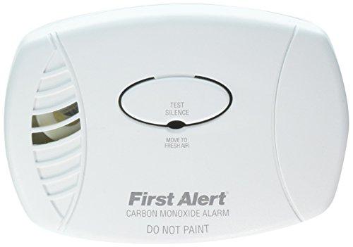 Carbon Monoxide Detector (First Alert Co600 Plug In Carbon Monoxide Alarm)