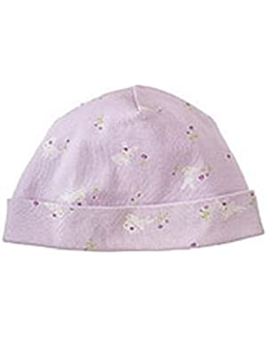 Snappy Dresser Bunny Print Beanie Hat by Gymboree