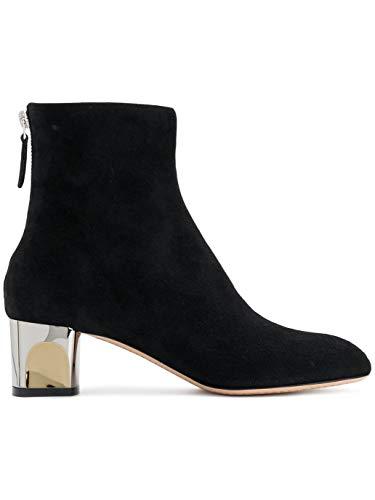Alexander McQueen Womens Cashmere Suede Heel Sculpted Ankle Boot