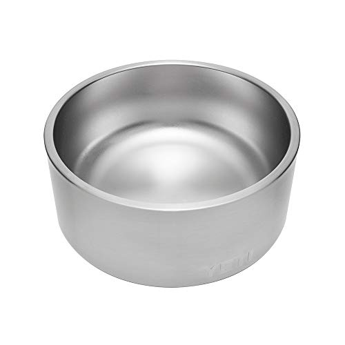 YETI Boomer 8 Stainless Steel, Non-Slip Dog Bowl, Stainless Steel by YETI (Image #4)