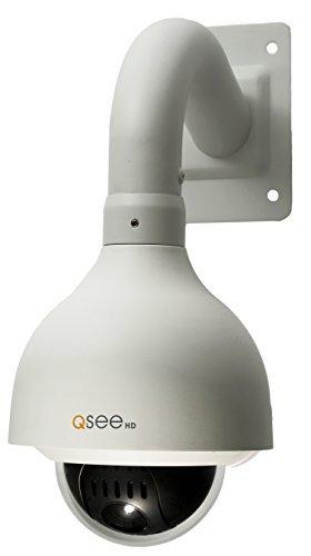 Q-See (Certified Refurbished) QCN8014Z-R 1080p IP Add-On Pan-Tilt-Zoom 12x Zoom Camera [並行輸入品]   B07H5FPBNB