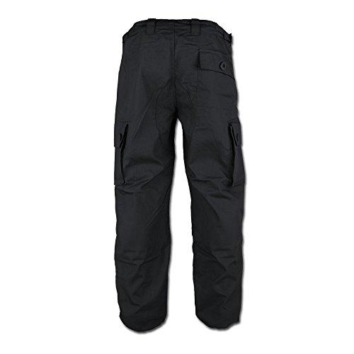 Pantalon treillis Commando lightweight noir
