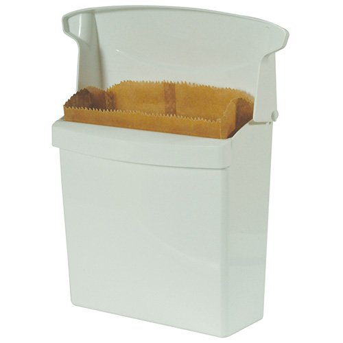 (Rubbermaid Replacement Bags for Sanitary Napkin Receptacle 972-241, 250/Case)