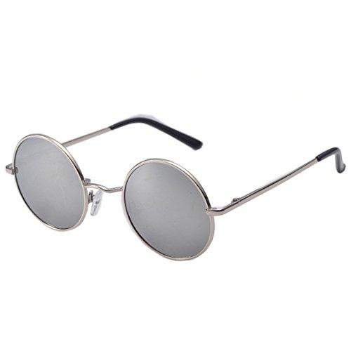 Mens Korean version of the reflective sunglasses/Men and ladies Polarized Sunglasses/Vintage Port-au-Prince - Sunglasses Au