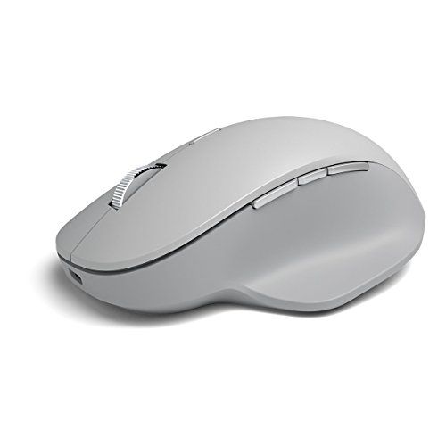 Microsoft Surface Precision Mouse, Light Grey (Certified Refurbished)