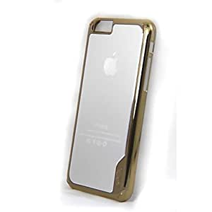 QHY iPhone 6 Plus Compatible Aluminum Alloy Bottom Shell Novelty/Special Design/Metallic Back Cover