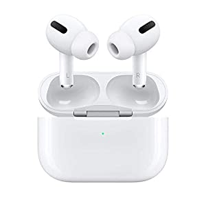 Airpods Pro with Wireless Charging Case & Charging Cable Compatible with iOS/Android (Master Copy) 13 31trFMvfW2L. SS300