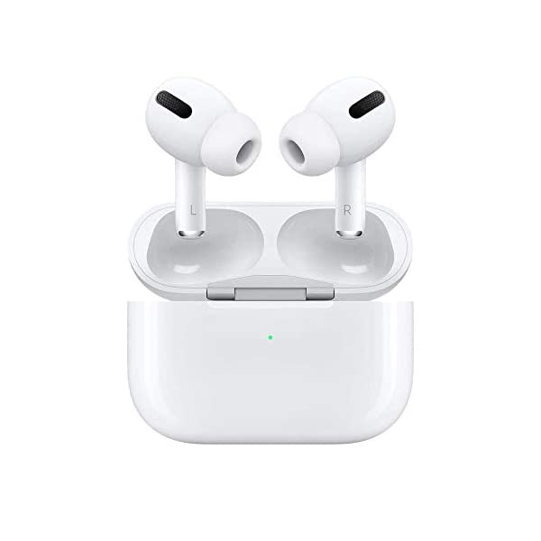 Airpods Pro with Wireless Charging Case & Charging Cable Compatible with iOS/Android (Master Copy) 1 31trFMvfW2L