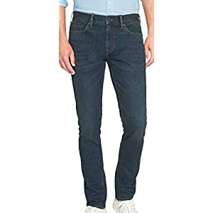 Banana Republic Men's Techmotion Skinny Dark Wash Jean