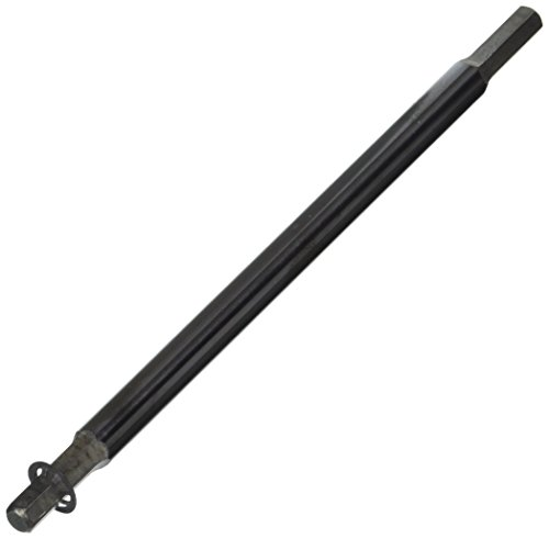 Milodon 22565 4130 Chrome Moly Oil Pump Drive Shaft for Ford Cleveland ()