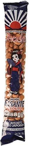 Arachi Picosito Japanese Cocktail Style Peanuts (Cacahuate Estilo Japones) 10-pcs 3-lb Bag