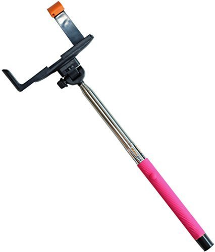 Sky Mobile Phone Holder and Monopod (Pink) - 9