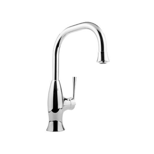 Bollero Kitchen Faucet - Graff G-4830-PC Bollero Kitchen Pull Down Faucet, Polished Chrome