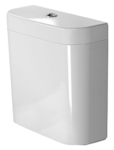 Duravit 0934100005 Happy D.2 Cistern Only-Close-Coupled Washdown Close Coupled Toilet Cistern