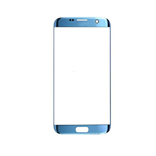 Front Cover Screen Glass Lens Outer For Samsung Galaxy S7 Edge G935 G935F G935A G935V G935P G935T G935R4 G935W8 (NO LCD and Digitizer) Blue