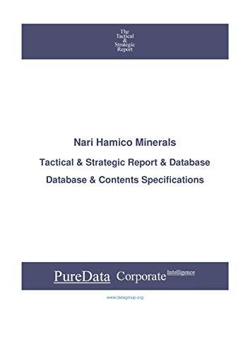 Nari Hamico Minerals: Tactical & Strategic Database