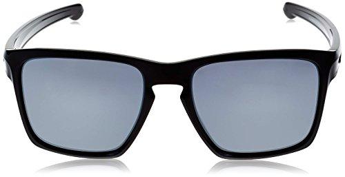 Polished Para Sol 57 Gafas Hombre SLIVER XL Black de Negro Oakley fqRX8wn