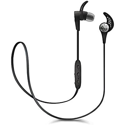 Jaybird Bluetooth Wireless Headphones Compatible with iOS Android Smartphones Designed for Sport Running Fitness Black