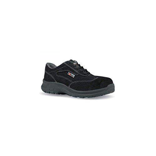 Noir SOFFICE de LEI SRC U Power Chaussure Power U sécurité basse AND S1 LEI w4BOUXqx