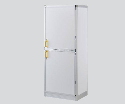 ナビス(アズワン)8-9926-01アルティア材料キャビネット(開き扉2枚)窓なし B07BD3X389