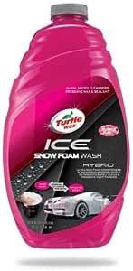 龟蜡冰雪泡沫洗车