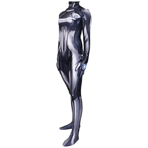 Cosplaylife Zero Suit Samus Cosplay Costume Samus Aran Suit Metriod Costume Samus Zero Suit Costume