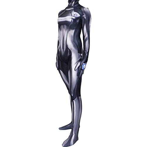 Black Zero Suit Samus Cosplay Costume by Aesthetic