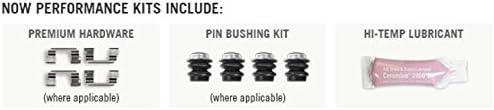 Power Stop K3090-36 Z36 Extreme Severe-Duty Truck /& Tow Brake Kit Rear
