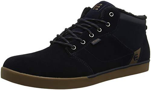 Etnies 460 Chaussures Skateboard Bleu Mid De gum navy Jefferson Homme z6ZwqrFzx