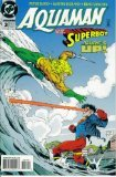 Aquaman #3 : Guest Starring Superboy in