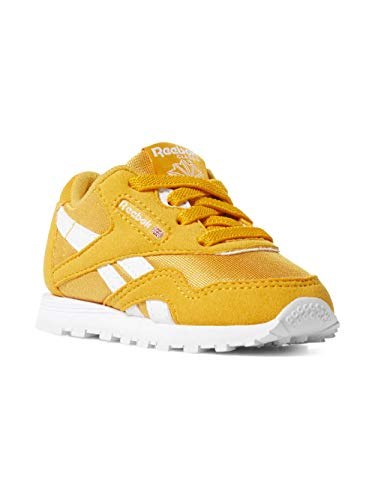 – Infants Nylon Classic Dv4238 Ss2019 Cl Giallo Reebok Bebes wOtHZd