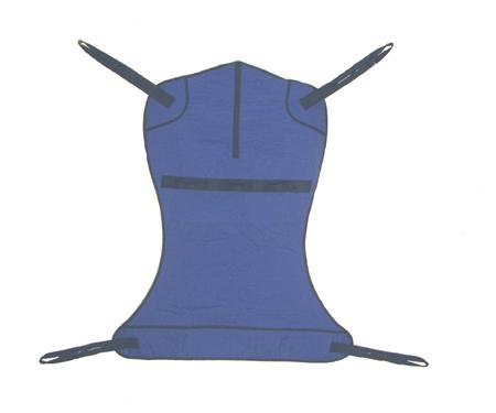 Medline MDSR110 Reusable Full-Body Patient Slings, Medium