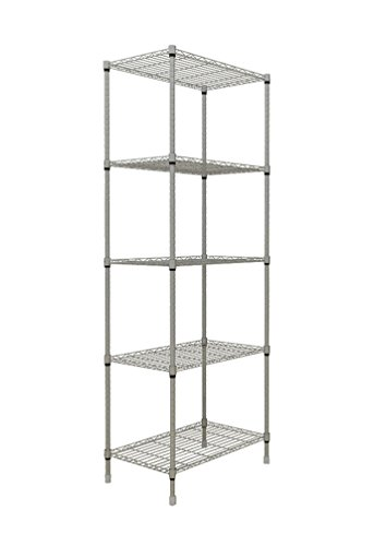 YOUUD Sturday Commodity Shelf Christmas Gift Living Room Bed Room Bathroom all matched Storage Shelves for Your House (Small Open Shelf Unit compare prices)