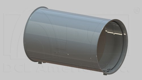 NEW Caterpillar C7 C9 Diesel Particulate Filter 2918515 2948692 10R6087