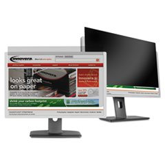 IVRBLF22W - Innovera Black-Out Privacy Filter for 22amp;quot; Widescreen LCD Monitor