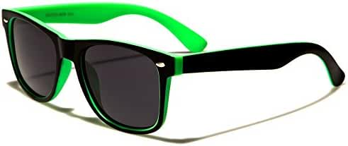 Retro Rewind Classic Polarized Wayfarer Sunglasses