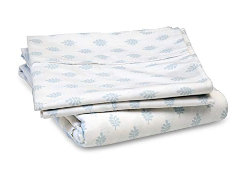 AURAA Hotel Sheets Cotton Rich, 4 Piece Bed Sheet Set - Super Soft - Eco Friendly - 15