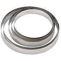 De Buyer Cercle Rond INOX - ht. 4,5 cm